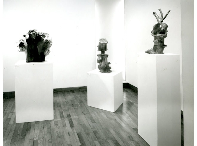 <p>F. E. MCWILLIAM Installation View</p>