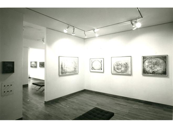 <p>JOHN LEES Installation View</p>