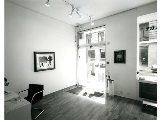<p>VICTOR BRAUNER Installation View</p>