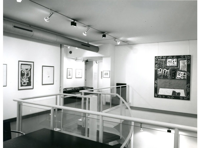 <p>BRITISH PAINTINGS AND DRAWINGS Installation View</p>