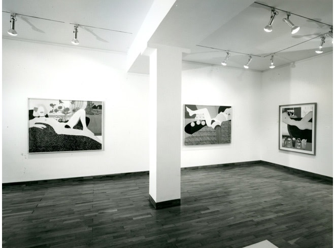 <p>TOM WESSELMANN Installation View</p>