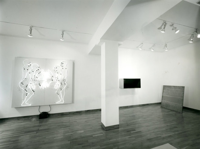 <p>IN MEMORY OF TOINY CASTELLI Installation View</p>