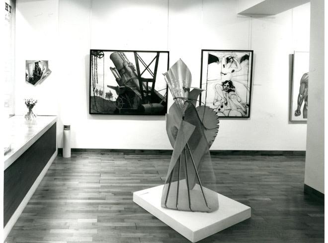 <p>HERBERT ART GALLERY & MUSEUM, COVENTRY Installation View</p>