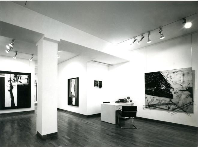 <p>MARTIN NAYLOR Installation View</p>