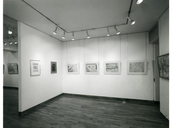 <p>LEEDS CITY ART GALLERY Installation View</p>