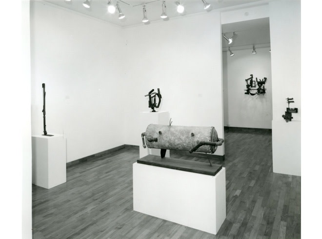 <p>RICHARD STANKIEWICZ Installation View</p>