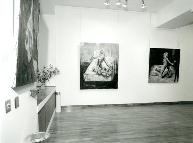 <p>TONY SCHERMAN Installation View</p>
