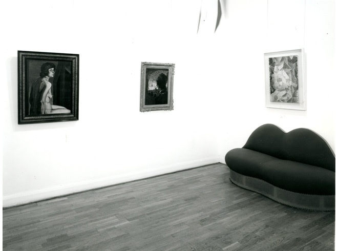 <p>SUMMER SELECTION 84 Installation View</p>