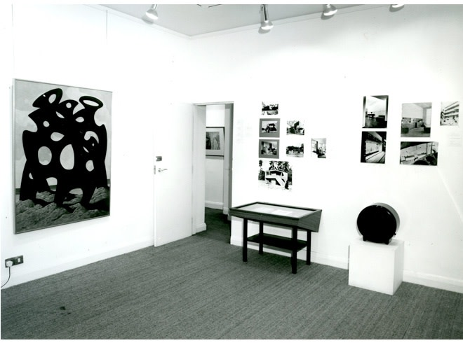 <p>UNIT ONE Installation View</p>
