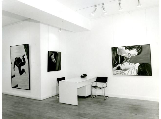 <p>RICHARD BOSMAN Installation View</p>