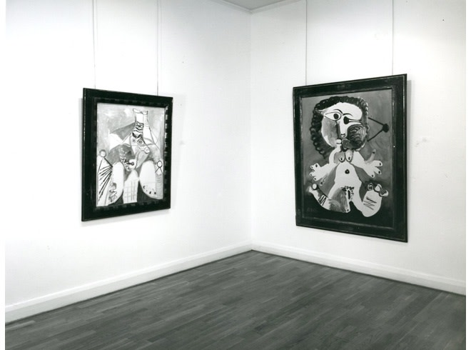 <p>PICASSO Installation View</p>