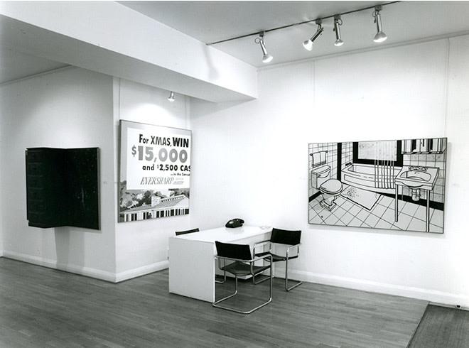 <p>U.S.A. Installation View</p>