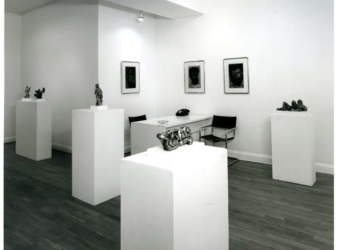 <p>LUCAS SAMARAS Installation View</p>