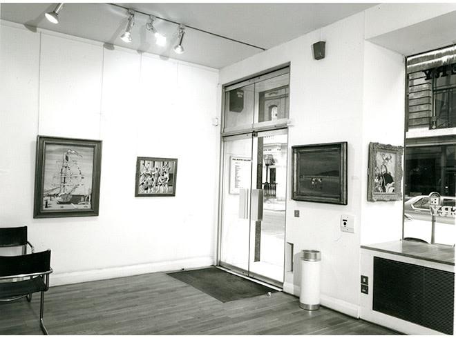 <p>TWENTY ONE ACQUISITIONS Installation View</p>