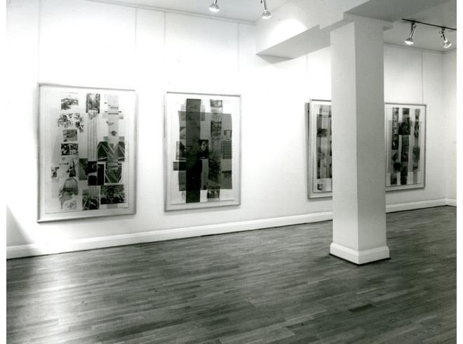 <p>ROBERT RAUSCHENBERG Installation View</p>
