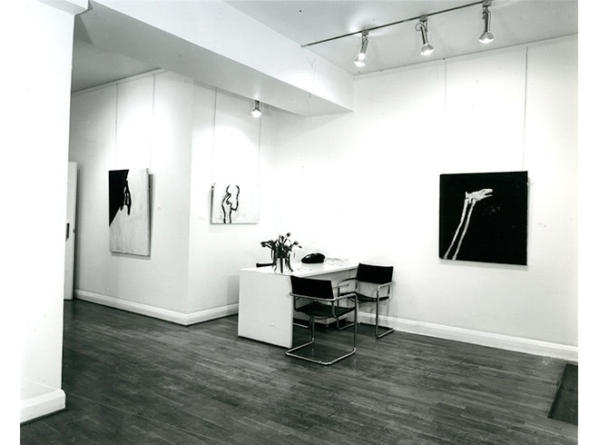 <p>SUSAN ROTHENBERG Installation View</p>