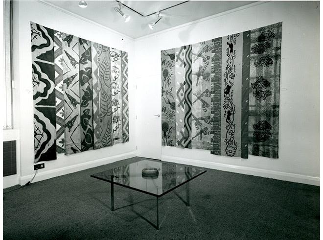 <p>ROBERT KUSHNER & KIM MACCONNEL Installation View</p>