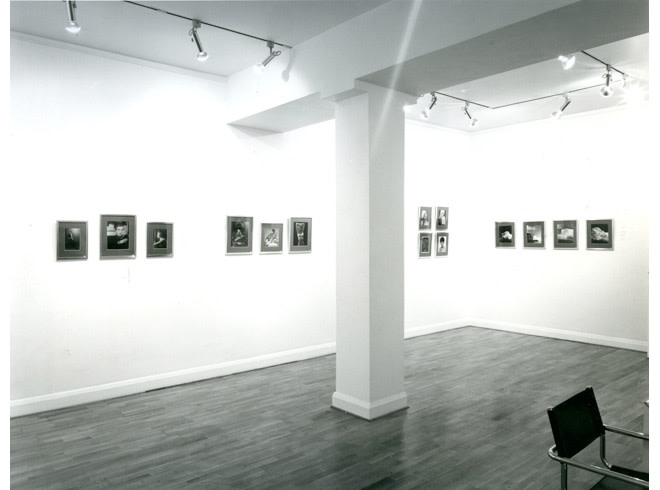 <p>LANDSCAPES AND LADIES Installation View</p>