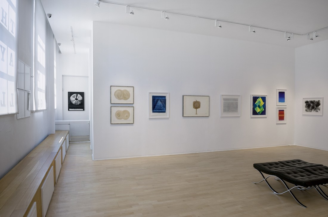 <p><strong>MACK PIENE UECKER</strong> | WORKS ON PAPER FROM 1962-2012 | 04 JUN - 24 JUL 2015</p>
