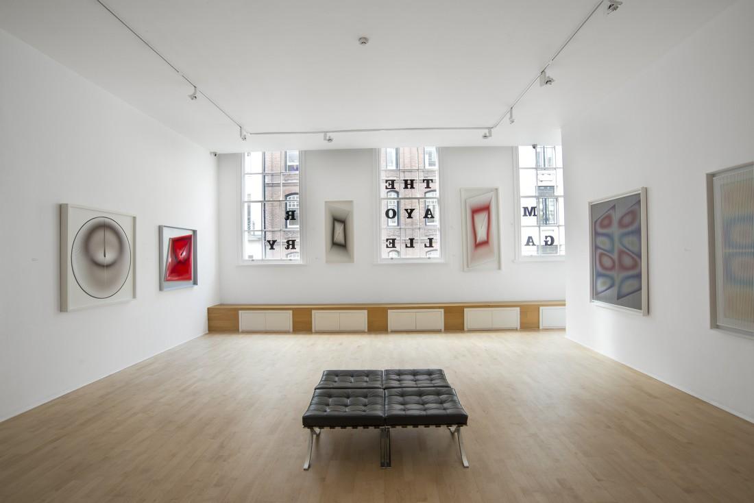<p>ALBERTO BIASI Installation View</p>