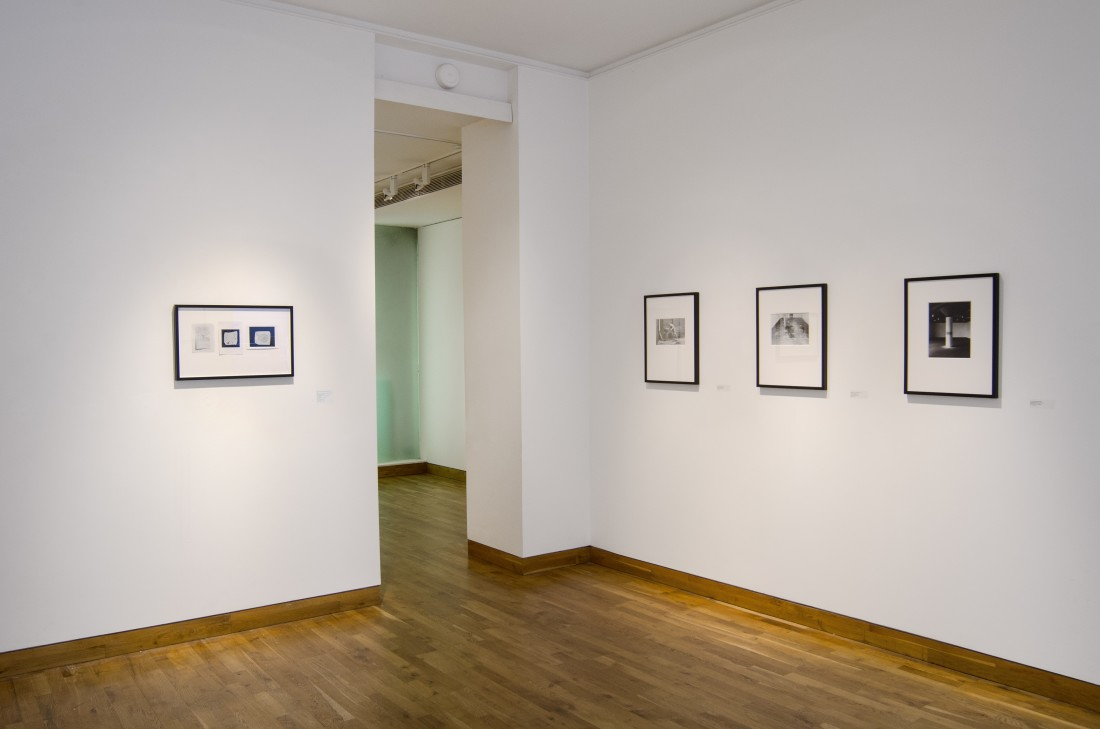 <p>BILLY APPLE Installation View</p>