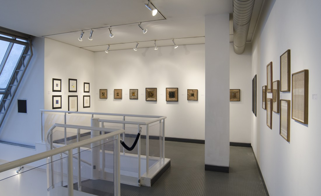 <p>THE NATURE OF WOMEN Installation View</p>