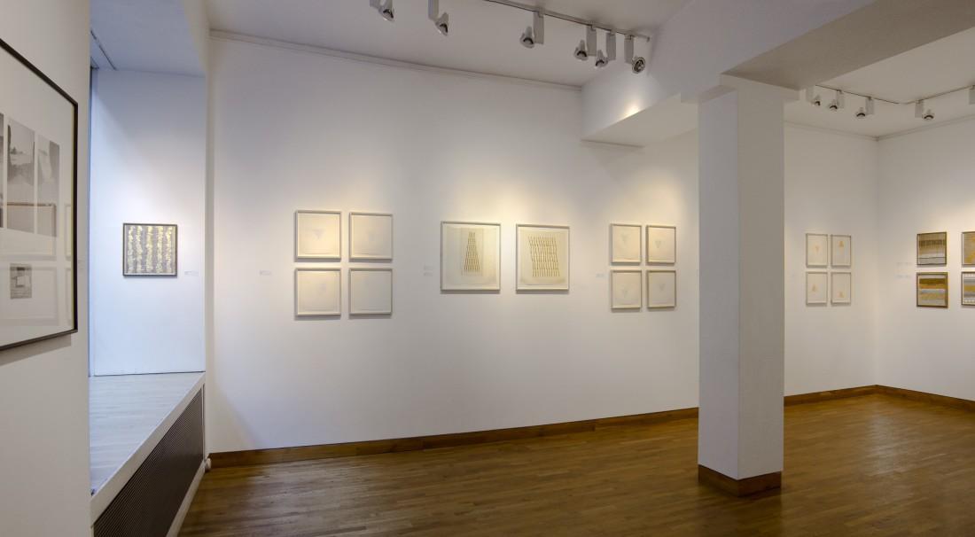 <p>MARISCHA BURCKHARDT Installation View</p>