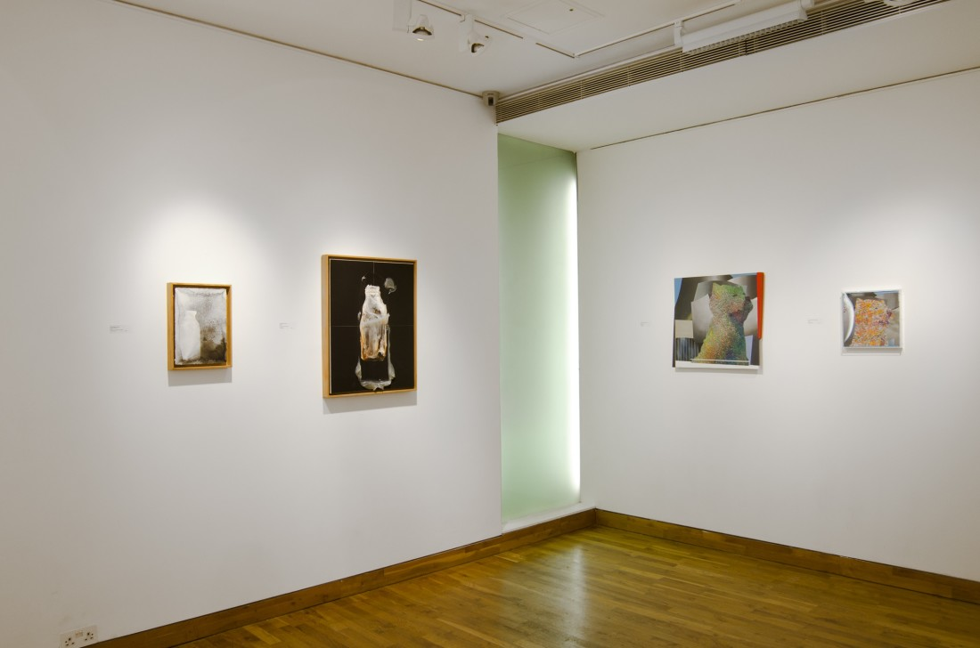 <p>ANTONY DONALDSON & JOE GOODE Installation View</p>