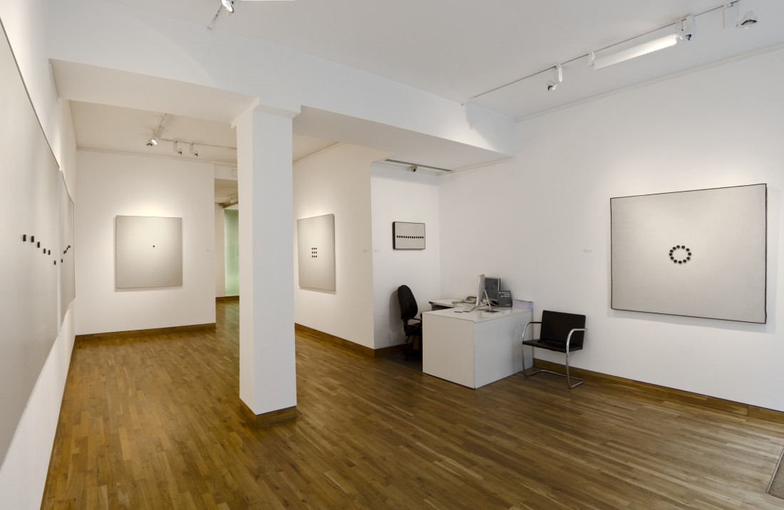 <p>ARMANDO Installation View</p>