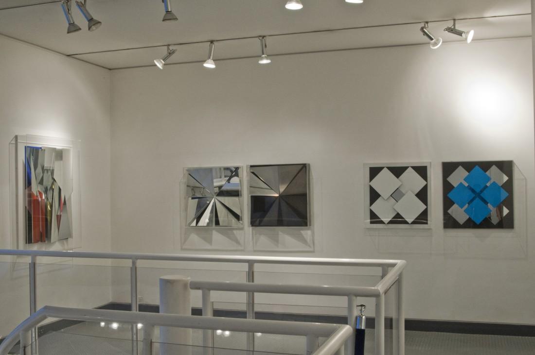 <p>CHRISTIAN MEGERT Installation View</p>