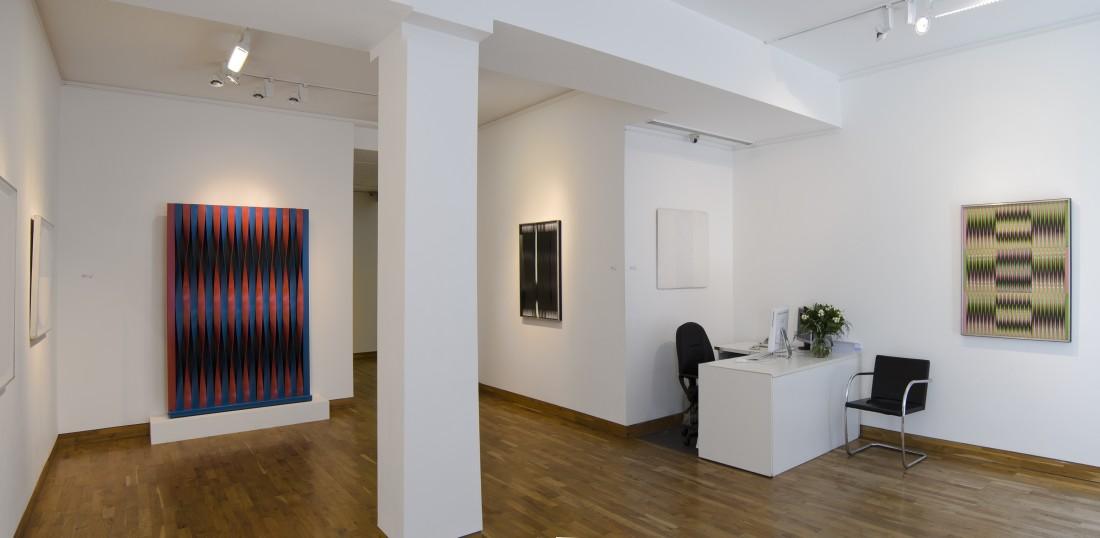 <p>WALTER LEBLANC Installation View</p>