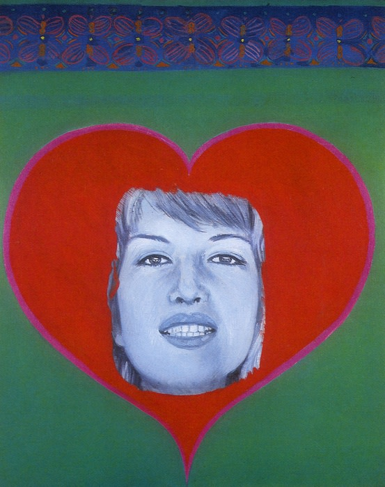 <p>PAULINE BOTY & OTHER MODERN BRITISH ARTISTS | Monica Vitti</p>