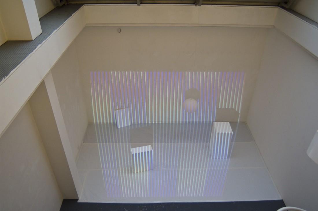 <p>CARLOS CRUZ-DIEZ Installation View</p>