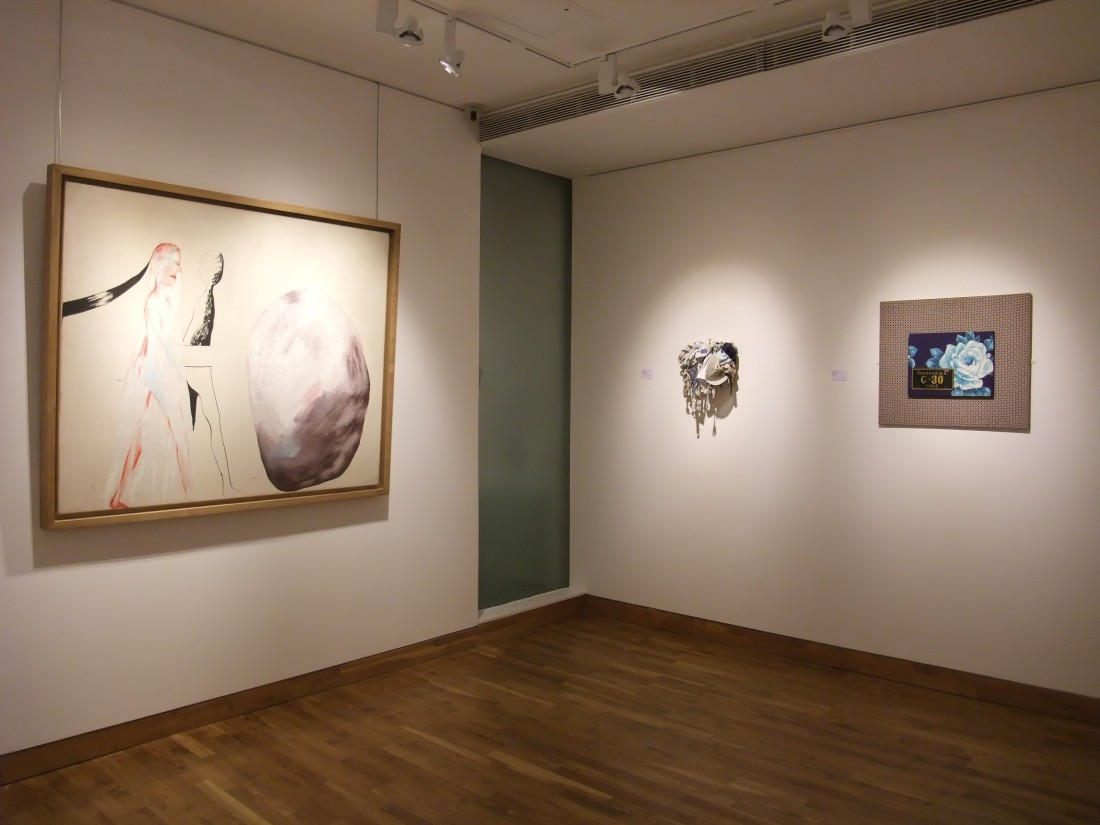 <p>ARTISTS FROM THE 60'S Installation View</p>