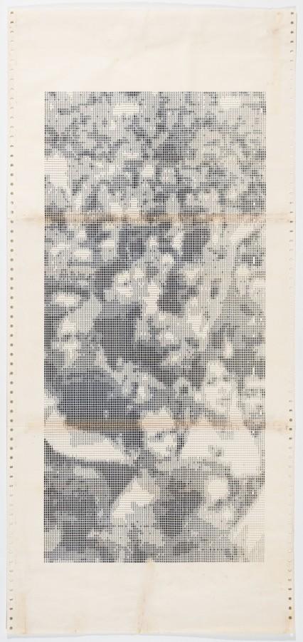 """<p><span class=""""artist""""><strong>WALDEMAR CORDEIRO</strong></span>, <em>Gente Grau 2</em><span class=""""title"""">, 1972</span></p>"""