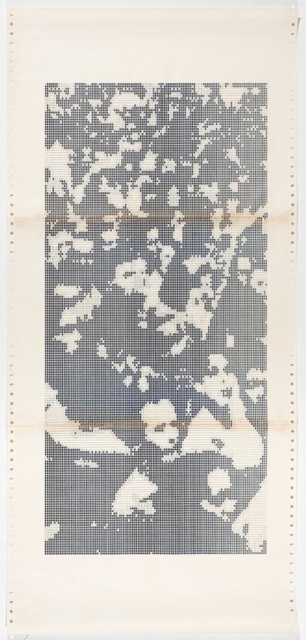 """<p><span class=""""artist""""><strong>WALDEMAR CORDEIRO</strong></span>, <em>Gente Grau 5</em><span class=""""title"""">, 1972</span></p>"""