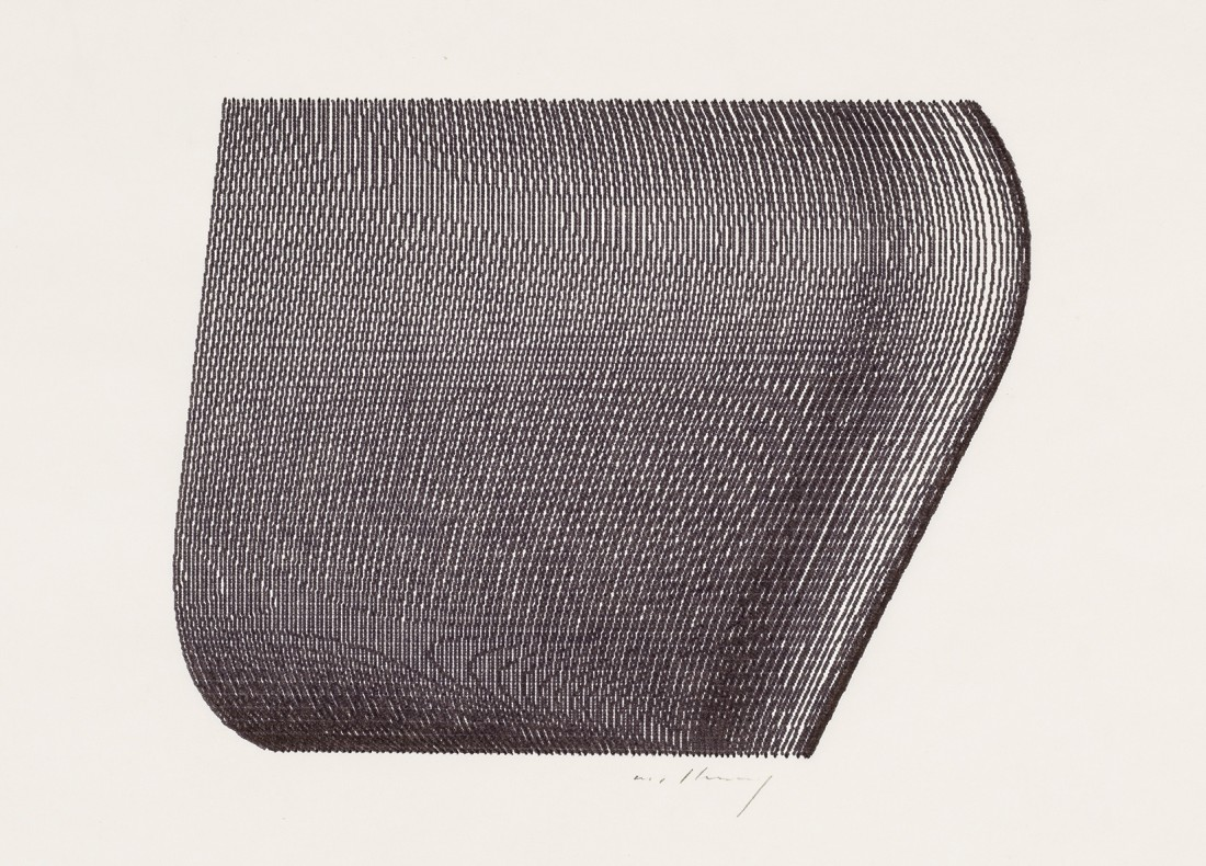 "<span class=""artist""><strong>ROBERT MALLARY</strong></span>, <span class=""title""><em>Incremental series</em>, c.1972</span>"