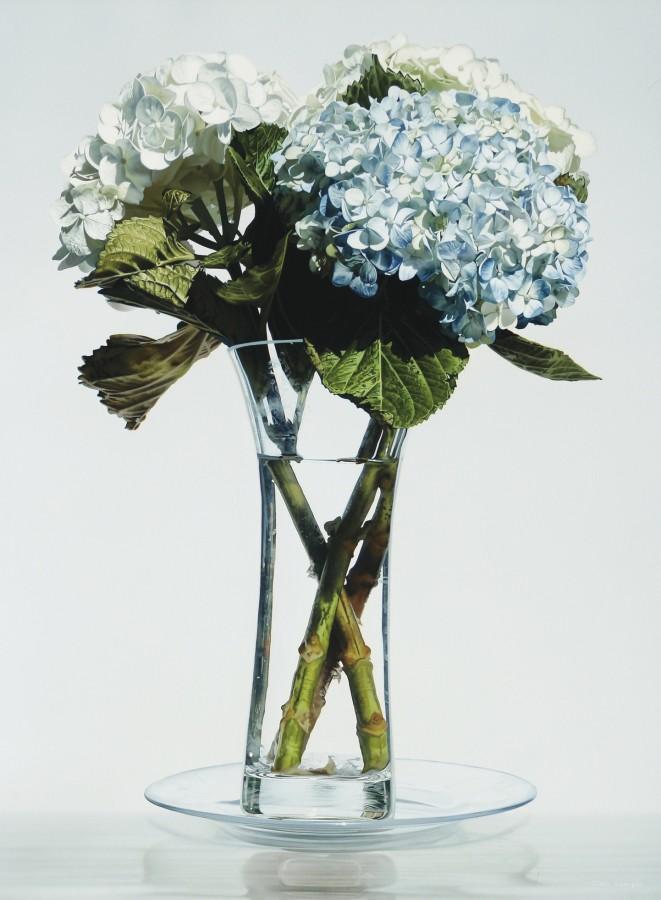Glen Semple Enduring Grace Acrylic on canvas 120 x 90 cm