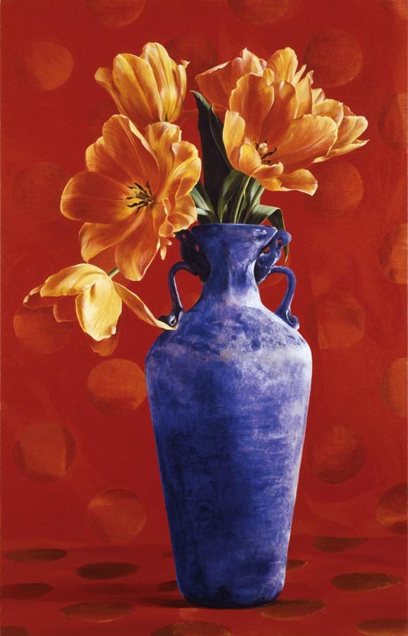 "Ben Schonzeit  ""RYB""  168 x 107 cm  Acrylic on Linen"