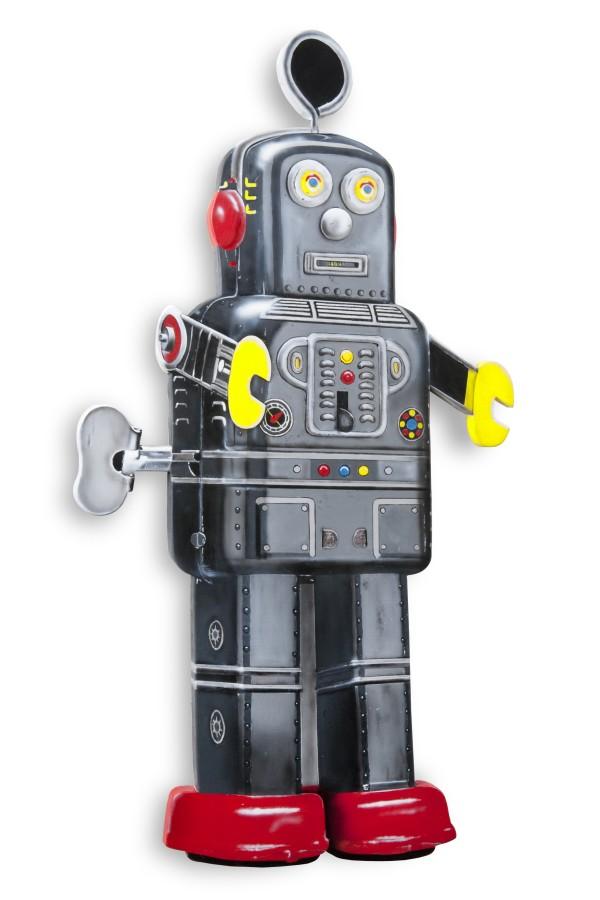 Cesar Santander Walking Robot