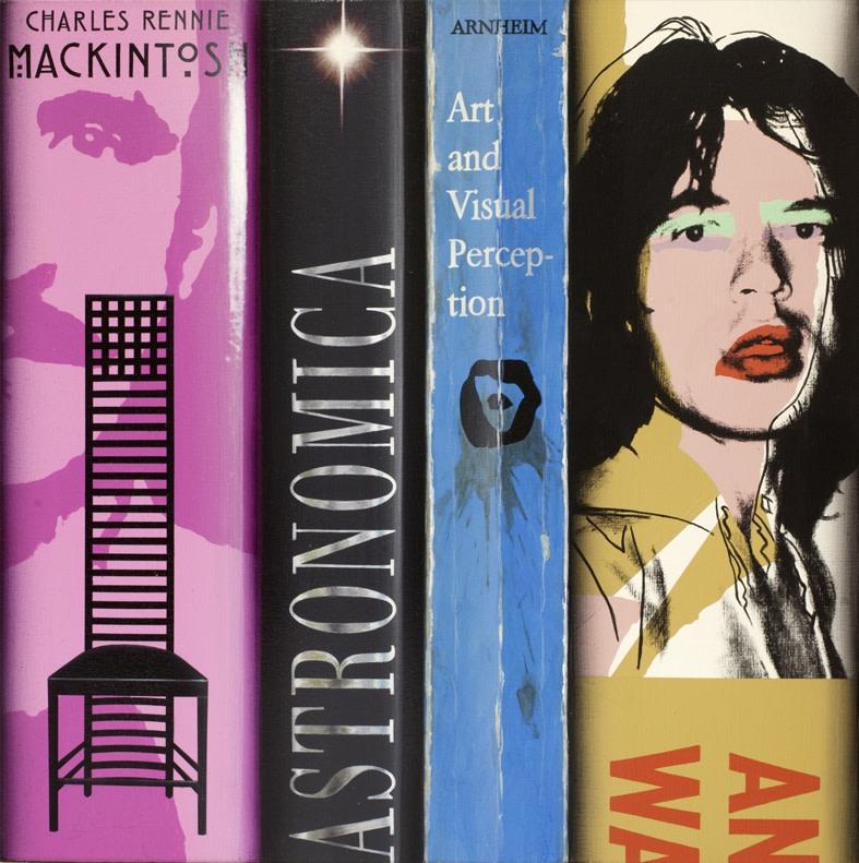 Vanitas: McIntosh-Jagger Acrylic on canvas 61 x 61 cm