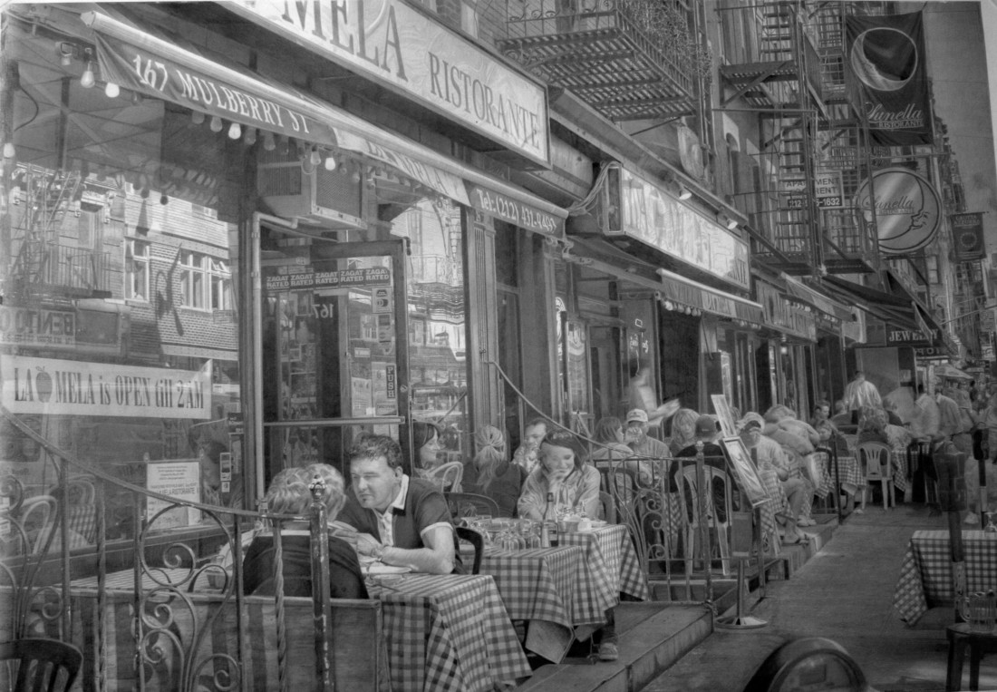 Paul Cadden New York 12 pencil on paper 84 x 58.5 cm
