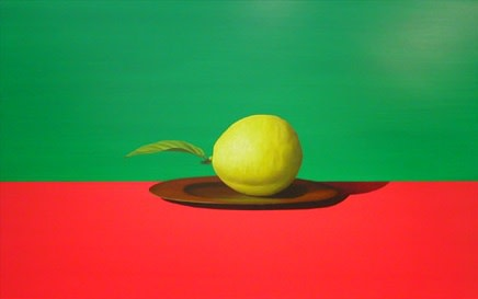 <p>Still Life with Lemon</p>