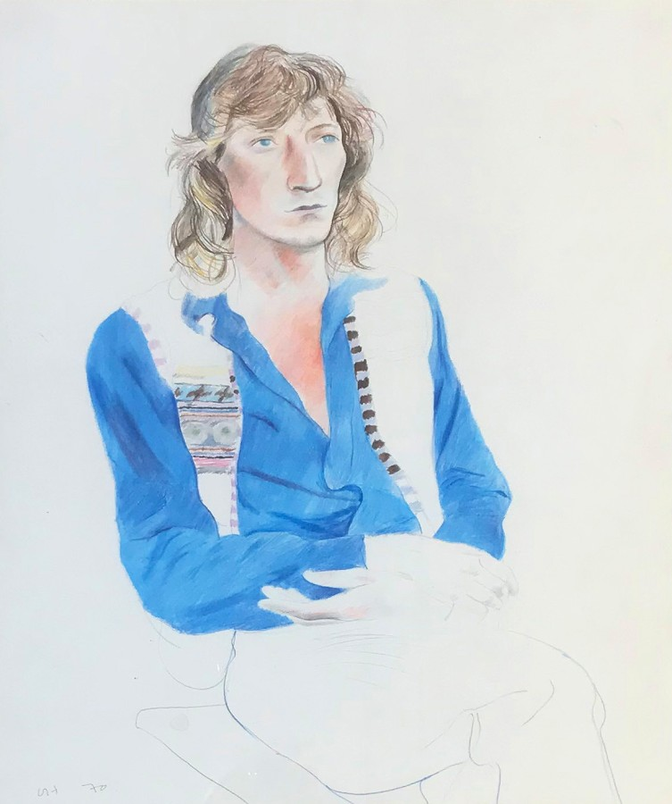 David Hockney, Tchaik Chassay, 1970