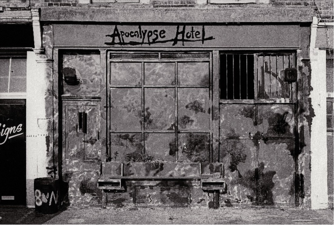 The Apocalypse Hotel....still © Tony Sleep