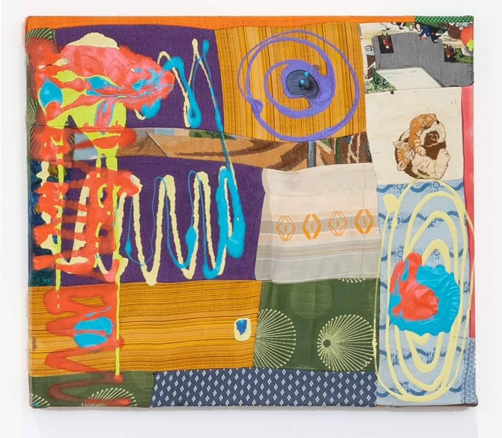Jessica Voorsanger, Untitled 3, 2019, 60x70cm