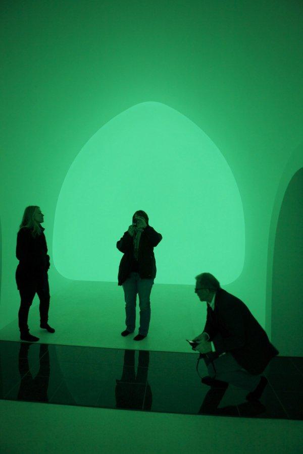James Turrell, 'Skyspace' Underground Installation