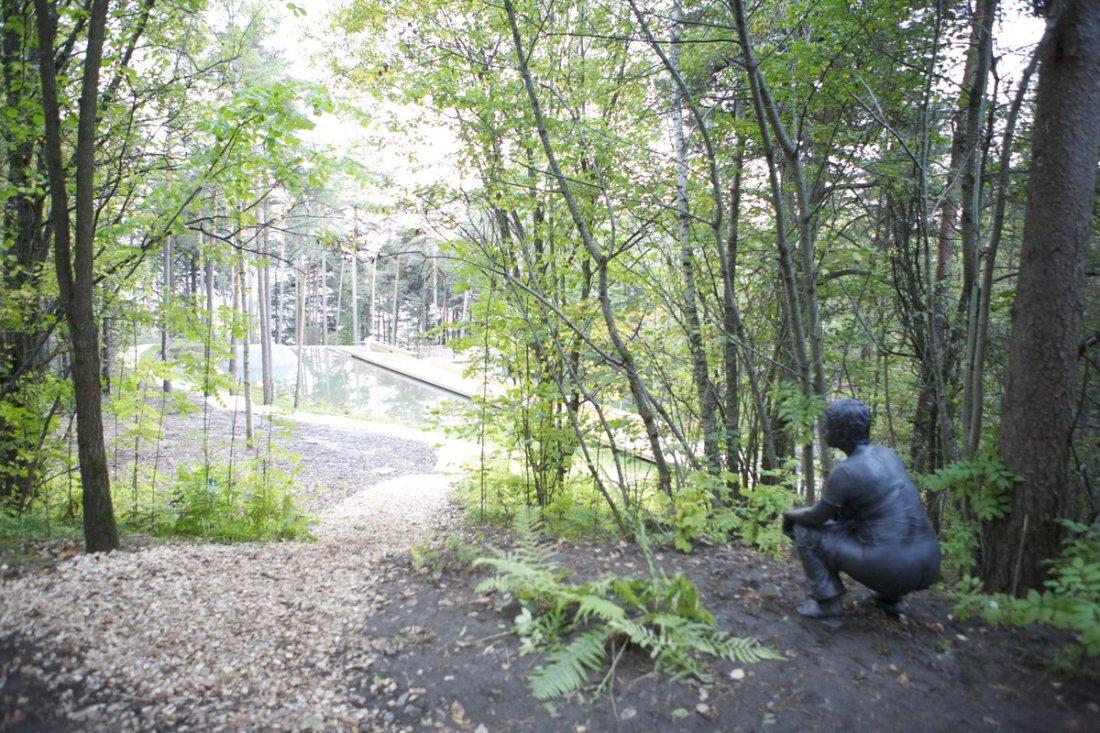 Ann-Sofi Siden, 'Fideicommissum' Bronze