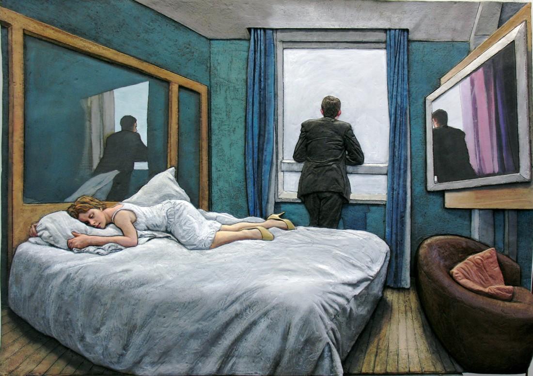 Hotel Room, 2005