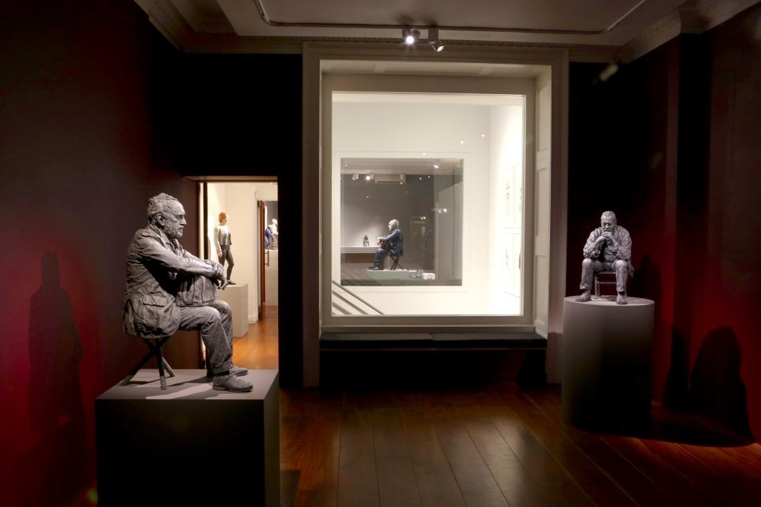 Installation shot, Osborne Samuel Gallery